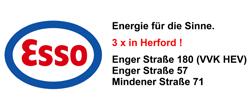 Esso - Energie für die Sinne
