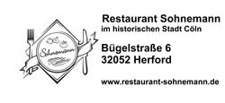 Restaurant Sohnemann