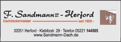 F.Sandmann Dachdeckermeister