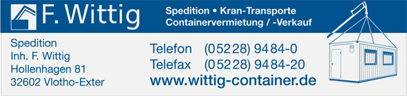 Wittig Container