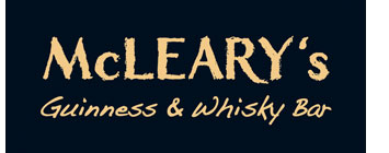 Mc Learys Guinness & Whisky Bar
